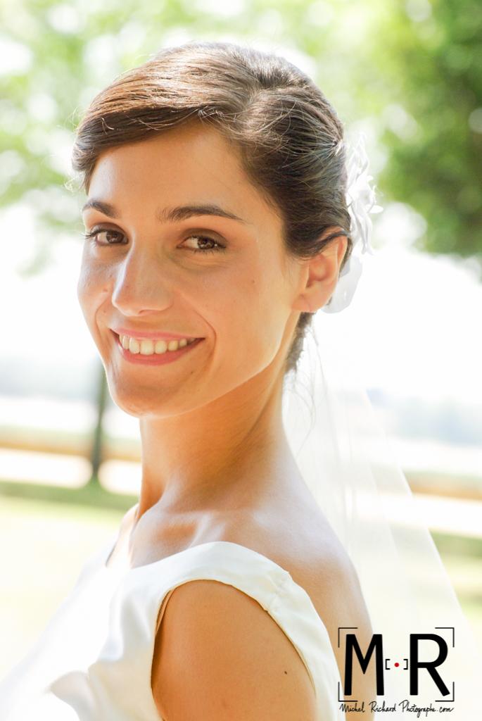 Mariage-la mariée-couple-Michel-Richard