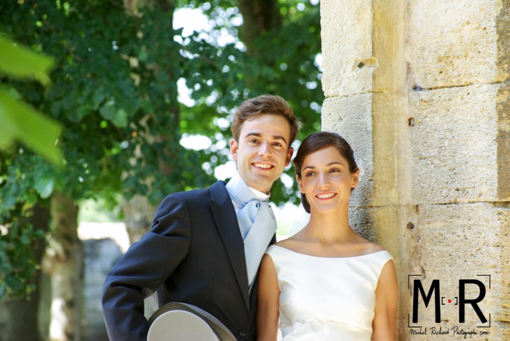 Mariage-Mariés-couple-Michel-Richard