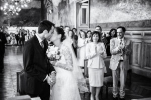 mariage dans la mairie de Vanves