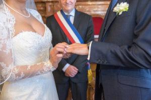 mariage devant le maire