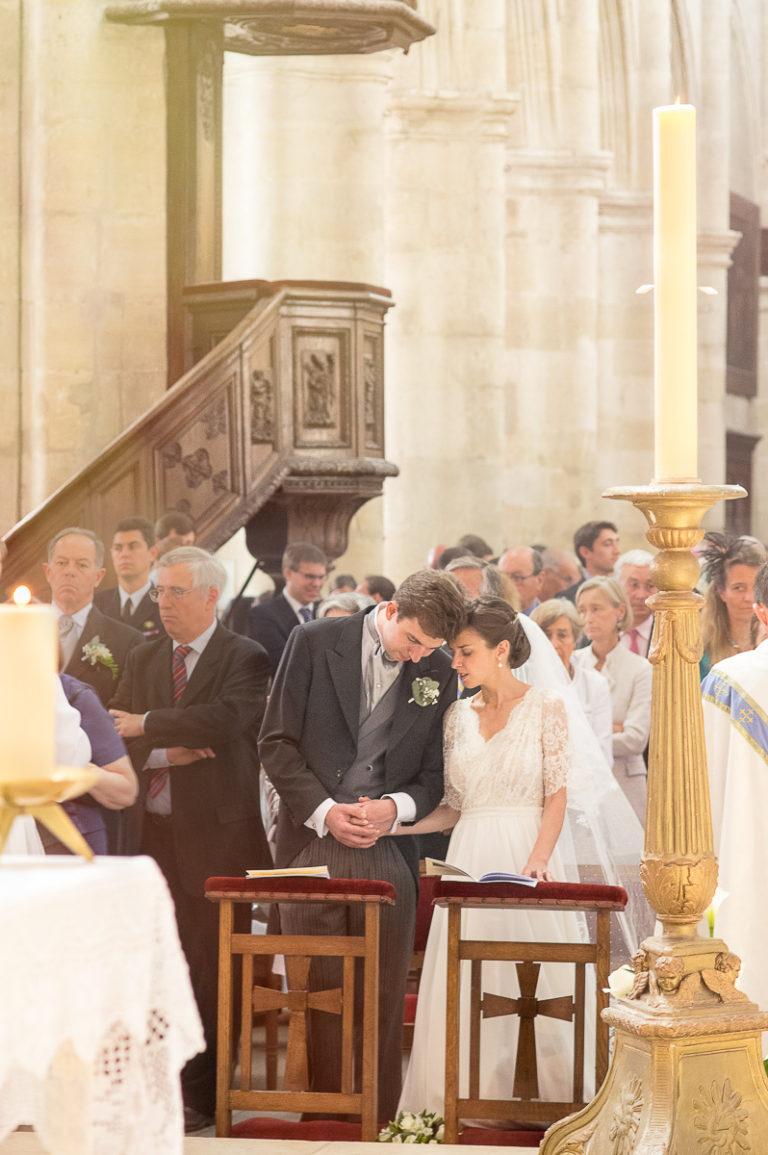 messe de mariage à l'eglise
