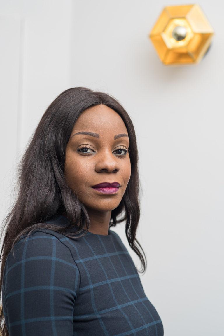 portrait-entreprise-femme-noire
