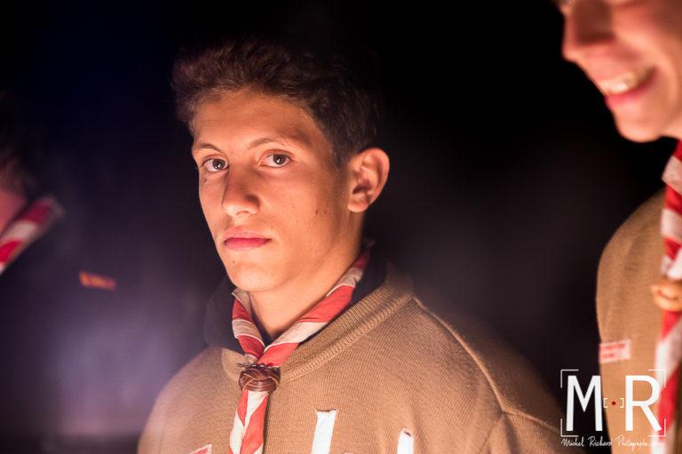 une vie de scout